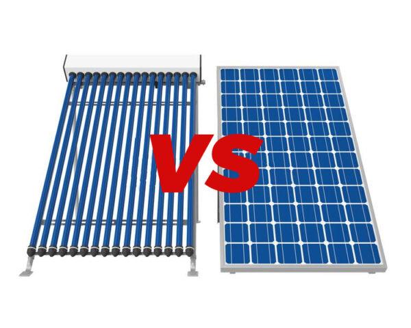 Panele fotowoltaiczne czy kolektory słoneczne?